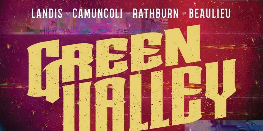 Green Valley – Max Landis et Giuseppe Camuncoli