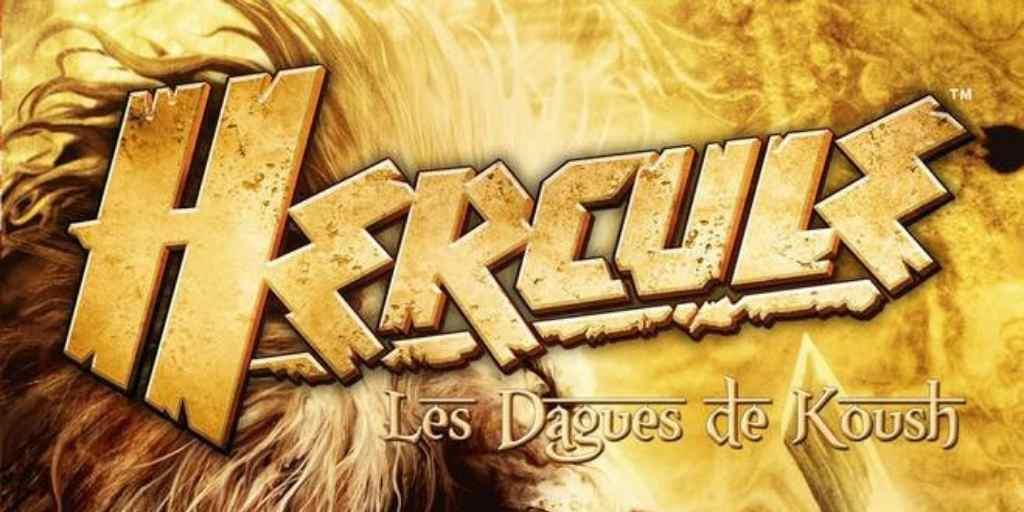 Hercule : Les Dagues de Koush – Steve Moore, Chris Bolson, Manuel et Leonardo Silva