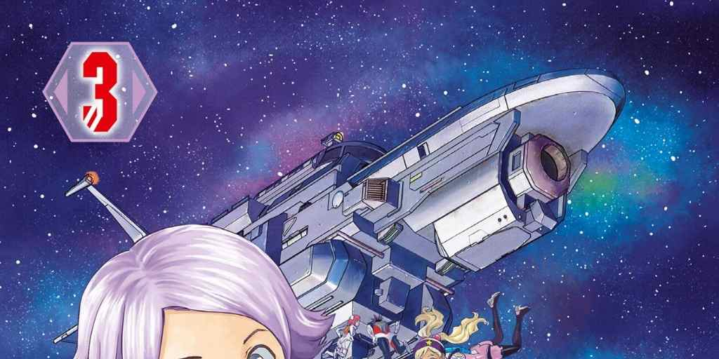 Astra – Lost in Space, tome 3 – Kenta Shinohara