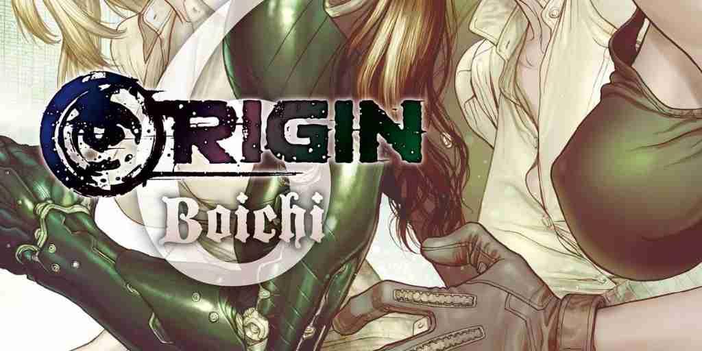 Origin, tome 6 – Boichi
