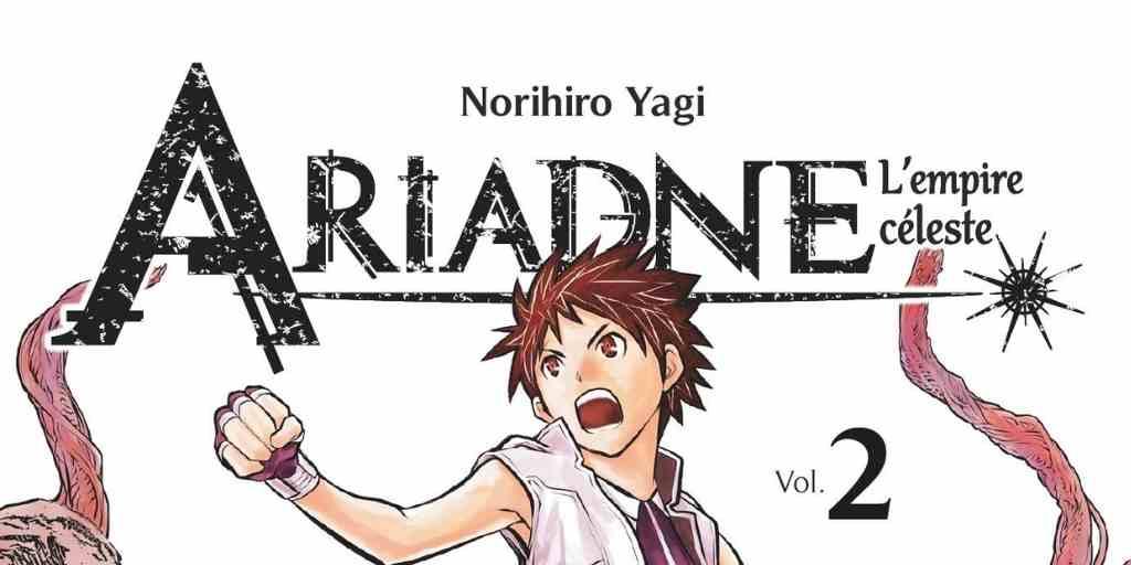 Ariadne, l'empire céleste : tome 2 – Norihiro Yagi