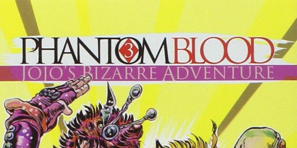 JoJo's Bizarre Adventure, Arc 1 : Phantom Blood, tome 3 – Hirohiko Araki