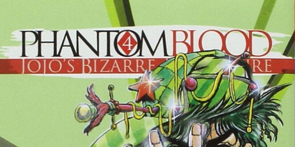 JoJo's Bizarre Adventure, Arc 1 : Phantom Blood, tome 4 – Hirohiko Araki
