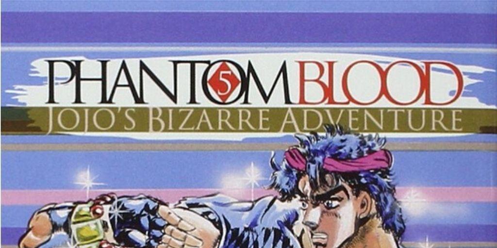 JoJo's Bizarre Adventure, Arc 1 : Phantom Blood, tome 5 – Hirohiko Araki