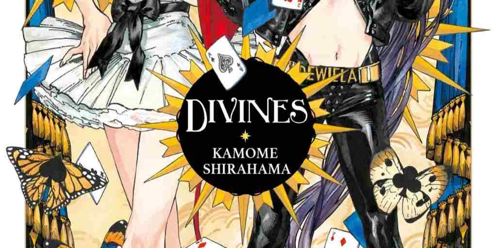 Divines, tome 3 : Eniale et Dewiela – Kamone Shirahama