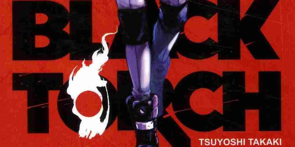 Black Torch, tome 1 – Tsuyoshi Takaki
