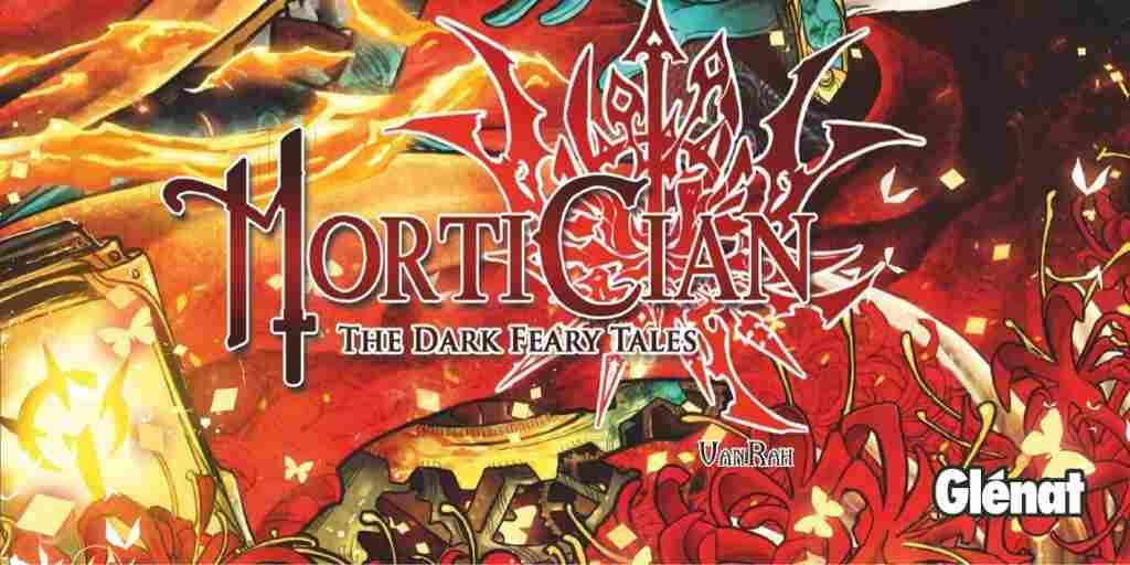 Mortician, tome 1 – VanRah
