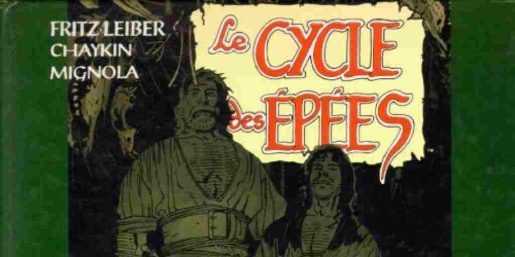 Le Cycle des Épées, tome 2 : La Boucle est bouclée – Howard Chaykin et Mike Mignola