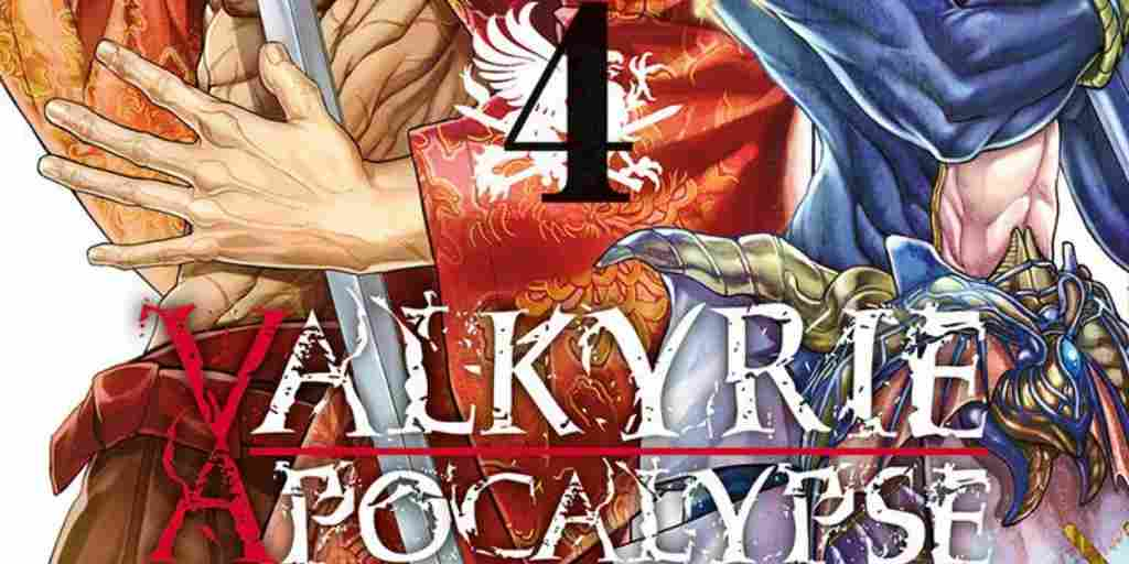 Valkyrie Apocalypse, tome 4 – Ajichika, Shinya Umemura et Takumi Fukui
